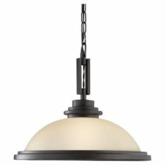 Sea Gull Lighting 65660 Winnetka - One Light Pendant