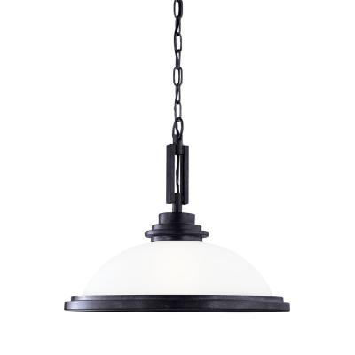 Sea Gull Lighting 65660BLE-839 Winnetka - One Light Pendant