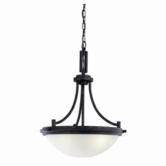 Sea Gull Lighting 65661 Winnetka - Three Light Pendant