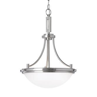 Sea Gull Lighting 65661-962 Winnetka - Three Light Pendant