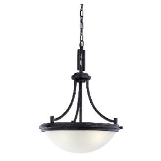 Sea Gull Lighting 65661BLE-839 Winnetka - Three Light Pendant