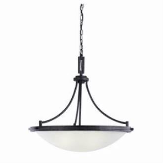 Sea Gull Lighting 65662 Winnetka - Four Light Pendant