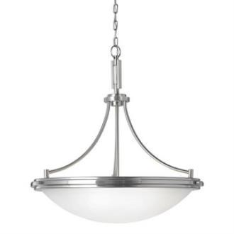 Sea Gull Lighting 65662BLE-962 Winnetka - Four Light Pendant