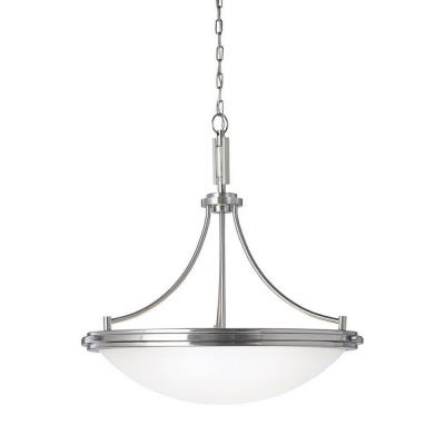 Sea Gull Lighting 65662BLE-962 Winnetka - Four Light Pendant