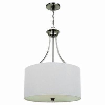Sea Gull Lighting 65953 Stirling - Three Light Pendant