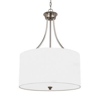 Sea Gull Lighting 65953BLE-962 Stirling - Three Light Pendant