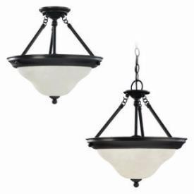 Sea Gull Lighting 66062-782 Three-light Sussex Pendant