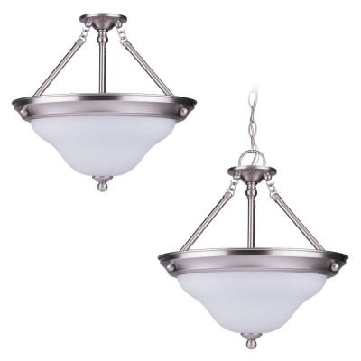 Sea Gull Lighting 66062-962 Three-light Sussex Pendant