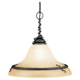 Sea Gull Lighting 6610-185 Single-light Saranac Lake Pendant
