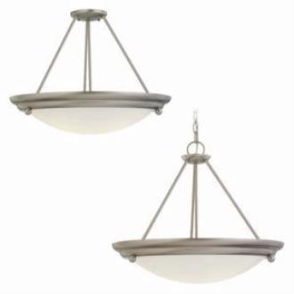 Sea Gull Lighting 66133-98 Three-Light Centra Pendant