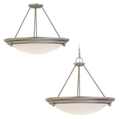Sea Gull Lighting 66133-98 Three-Light Centra Pendant