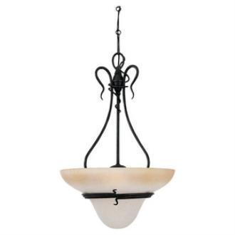 Sea Gull Lighting 6614-185 Three Light Pendant