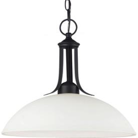Sea Gull Lighting 66270-839 Uptown - One Light Pendant