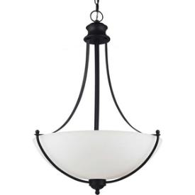 Sea Gull Lighting 66271-839 Uptown - Three Light Pendant