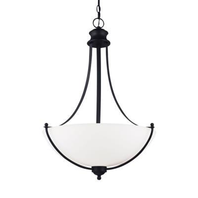 Sea Gull Lighting 66271-839 Uptown - Three Light Pendant