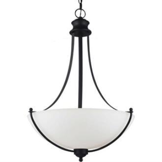 Sea Gull Lighting 66271BLE-839 Uptown - Three Light Pendant