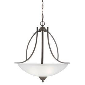 Sea Gull Lighting 6631403-715 Vitelli - Three Light Pendant