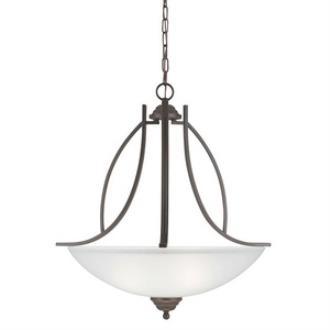 Sea Gull Lighting 6631403-715 Vitelli - Three Light Pendant