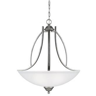 Sea Gull Lighting 6631403BLE-57 Vitelli - Three Light Pendant