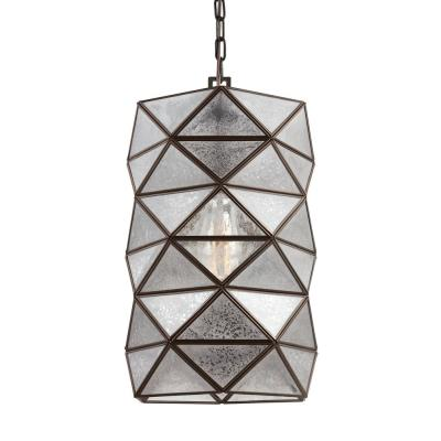 "Sea Gull Lighting 6641H Harambee - 18"" 100W One Light Pendant"