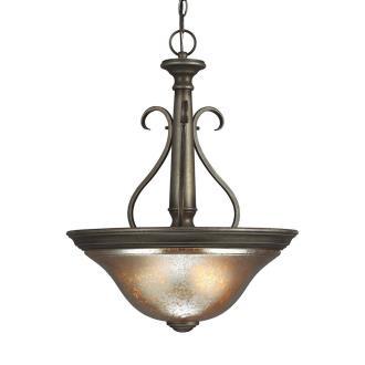 Sea Gull Lighting 6670403BLE-736 Blayne - Three Light Pendant