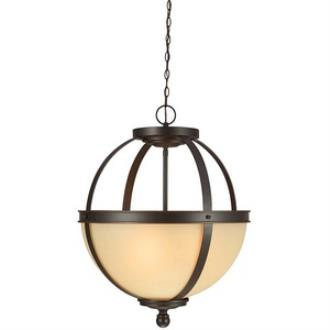 Sea Gull Lighting 6690403BLE-715 Sfera - Three Light Pendant