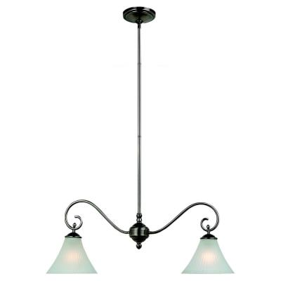 Sea Gull Lighting 66935 Joliet - Two Light Pendant
