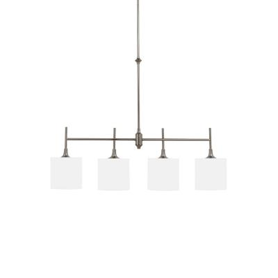 Sea Gull Lighting 66952 Stirling - Four Light Pendant
