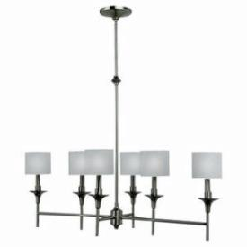 Sea Gull Lighting 66953 Stirling - Six Light Pendant