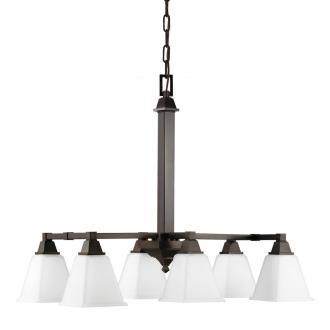 Sea Gull Lighting 6750406BLE-710 Denhelm - Six Light Island