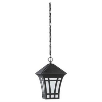 Sea Gull Lighting 69131BLE-12 Herrington - One Light Outdoor Pendant