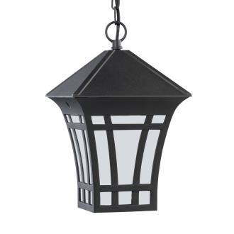 Sea Gull Lighting 69131BLE-12 Herrington - One Light Outdoor Pendant