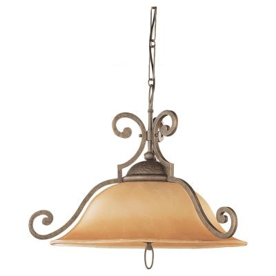 Sea Gull Lighting 69132BLE-71 Brandywine - One Light Pendant