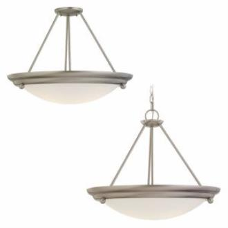 Sea Gull Lighting 69238BLE Centra - Four Light Ceiling/Pendant