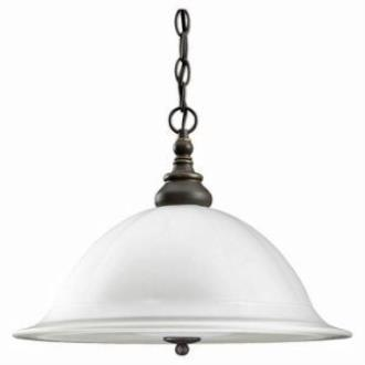Sea Gull Lighting 69250BLE-71 Canterbury Fluorescent Pendant