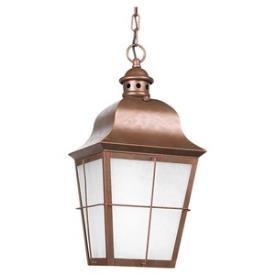 Sea Gull Lighting 69272BLE-44 Chatham - One Light Outdoor Pendant