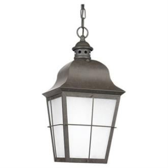 Sea Gull Lighting 69272BLE-46 Chatham - One Light Outdoor Pendant