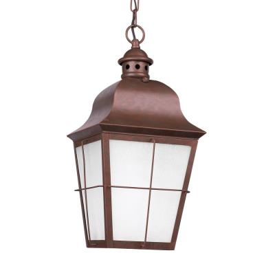 Sea Gull Lighting 69272BLE-44 Chatham - One Light Outdoor Pendant