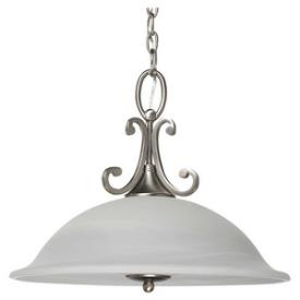 Sea Gull Lighting 69360BLE-962 Serenity - Three Light Pendant