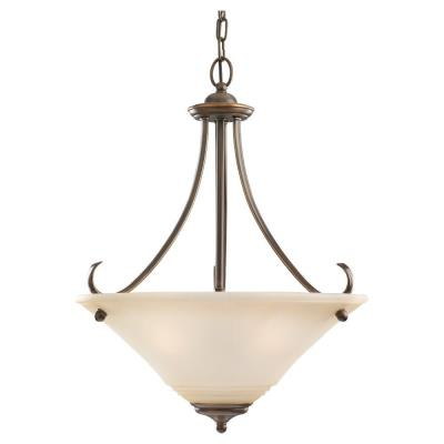 Sea Gull Lighting 69381BLE Parkview - Three Light Pendant