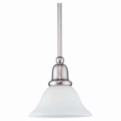 Sea Gull Lighting 69459BLE-962 Single-Light Sussex Fluorescent Mini-Pendant