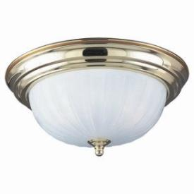 Sea Gull Lighting 7505-02 Brass Close To Ceiling