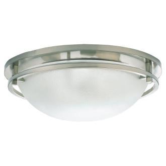 Sea Gull Lighting 75115-962 Three-Light Eternity Ceiling Fixture