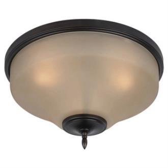 Sea Gull Lighting 75180-710 Montreal - Three Light Flush Mount