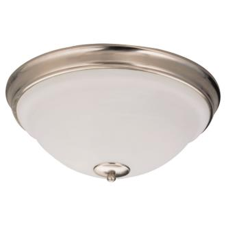 Sea Gull Lighting 75190-962 Three-Light Serenity Close To Ceiling