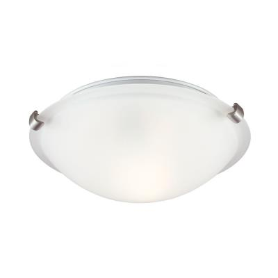 Sea Gull Lighting 7532401BLE-962 Clip - One Light Flush Mount