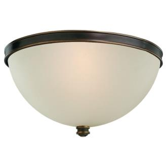 Sea Gull Lighting 75330-825 Two-Light Warwick Ceiling Light