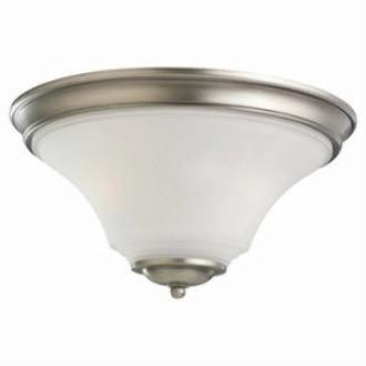 Sea Gull Lighting 75375-965 Two Light Flush Mount