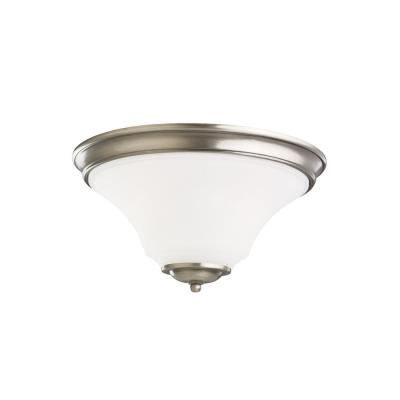 Sea Gull Lighting 75375-965 Two Light Flush Mount