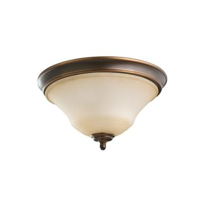 Sea Gull Lighting 75381-829 Two Light Flush Mount